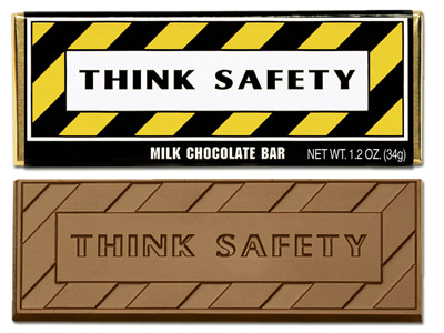 Think Safety(Case of 50 Bars)