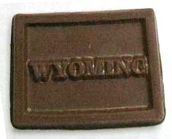 Chocolate State Wyoming - Click Image to Close