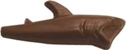 Chocolate Shark on a Stick