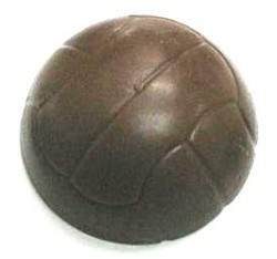 Chocolate Volleyball Half