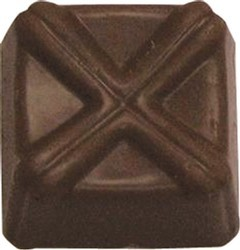 Chocolate French Mint Shape
