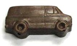 Chocolate Van Thick