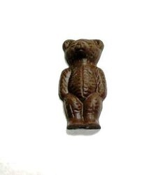 Chocolate Teddy Bear Plain