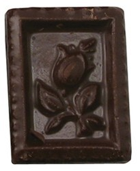 Chocolate Stamp Rose