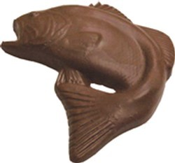 Chocolate Fish XLG Jumping