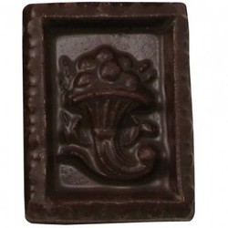 Chocolate Stamp Horn of Plenty