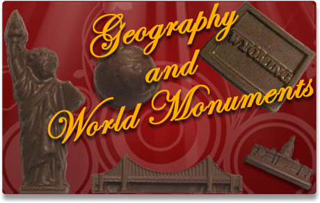 Geography and World Monuments