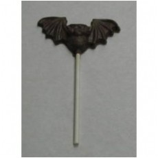 Chocolate Bat on a Stick