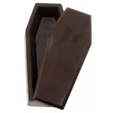 Chocolate Coffin 2 Piece Large