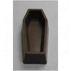 Chocolate Coffin Base Large