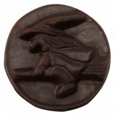 Chocolate Halloween Coins Large