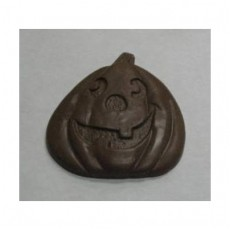 Chocolate Pumpkin Jack O Lantern XL