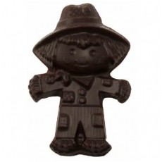 Chocolate Scarecrow