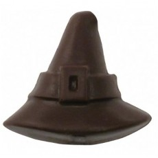 Chocolate Witch Hat on a Stick - Click Image to Close