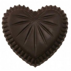 Chocolate Heart Box Small Starburst - Click Image to Close
