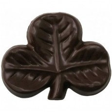 Chocolate Shamrock XL - Click Image to Close