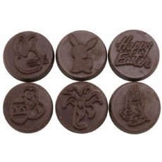 Chocolate Easter Coins