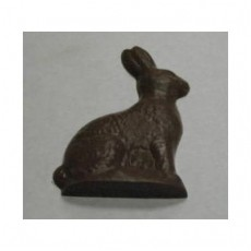 Chocolate Bunny Large Sitting