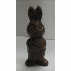 Chocolate Bunny Cartoon 3D