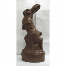 Chocolate Bunny XL 3D Standing - Click Image to Close