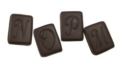 Chocolate Initials A-Z