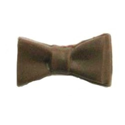 Chocolate Bow Tie Small