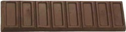 Chocolate Candy Bar Breakaway 8 pc