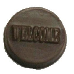 Chocolate Welcome Round