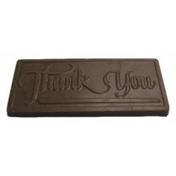 Chocolate Thank You XLG - Click Image to Close