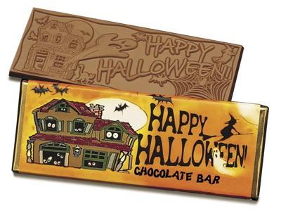 Happy Halloween(Case of 50 Bars) - Click Image to Close